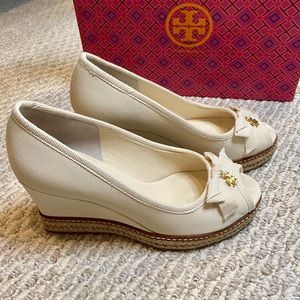 Tory Burch Jackie Wedge
